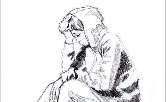 salud mental, depresión, ideas suicidas, pensamientos suicidas, adolescencia, adolescentes, jóvenes, señales de alerta, riesgo suicida